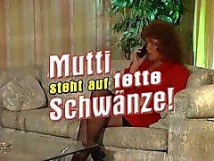Mutti STEHT Switch to fette Schwanze !