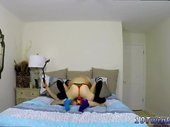 Homosexuell Twinks für Bargeld dutch Taking A Rohfracht in seinem Loch!