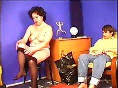 Mature Granny Wants Young Cock