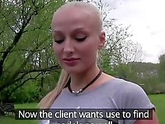 glamour model fucks for money