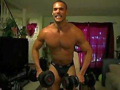 Marcus Patrick Tanga Workout .