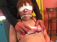 pornografia brinquedo áspera com oral para desagradável Rinka Aiuchi