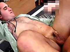 Pawnbroker amateur fucked for money