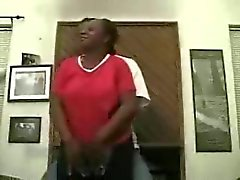 black pussy just a lil ugly fucked raw ghetto