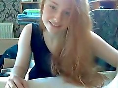 Cute Redhead on Cam