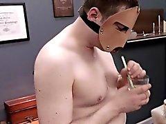 diabólicamente de hardcore cuerda de del BDSM relaciones sexuales con otros Polvo anal