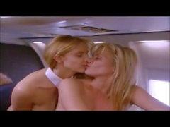 Ginger Lynn Vintage Sexo en un avión