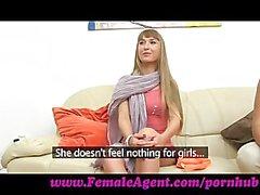 FemaleAgent . Секс рулетка