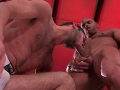 Big dick jock anal with cumshot