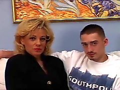 Terrificante Madre maturo Neri Calze autoreggenti 124.SMYT