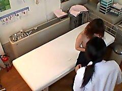 Voyeurcam at lesbian Schooldoctor 2