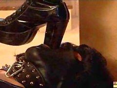 German Strapon Domina 1, Free BDSM Porn Video 2b