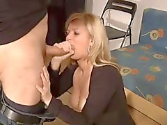 Blondie mature blowjobs