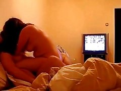 Amateur Paar hausgemachtem Sexvideo
