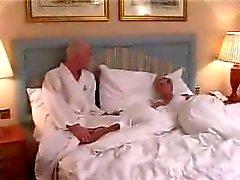 Mature Couple sharing Shemale...F70
