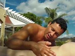 Massage to sex