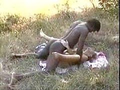 Africana Bol folla esposa cuckoldhusband