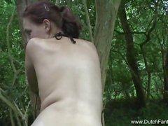 Дикая голландского Фэнтези в секси Голландии