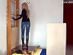 blondie trample boot