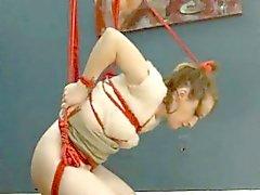 Für sehr des Seils und der hungrigen BDSM generell fügsam Geschlechts