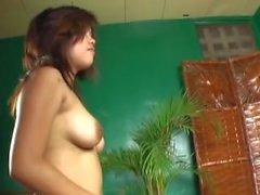 Юго-Восточной Азии подростков Bargirls Cloe