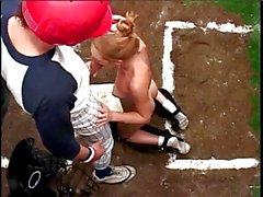 Gen Padova Facefuck baseball style