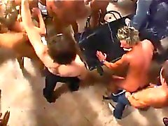Straight group pissing gay Come join this hefty gang of fun-