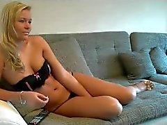 Kiimainen blondi amatööri sukupuoli