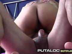 Big tits amateur sex and cumshot