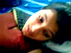 Bangladesh söta kåta flickvännen knappt könsbestämma med pojkvännen kompis