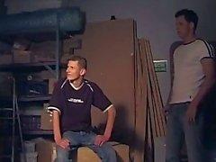 Drei polnische Homosexuell Dudes Ficken ich
