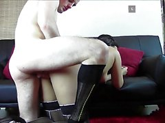 Str8 TNT Sheer Sox Sex
