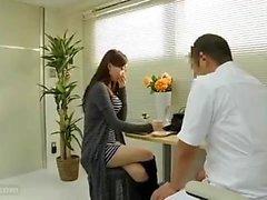 Amateur puttana giapponese per un POV