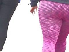 Ebony BBW phat ass