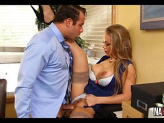 Finally Fucking My Secretary Nicole Aniston