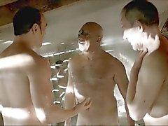 varm gammalt män big cock - da Vinci- demonerna