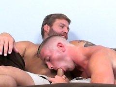 Tattoo Homosexuell Oralsex und abspritzen