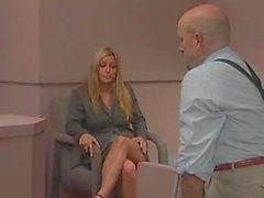 Avy Scott In The Doctor's Office