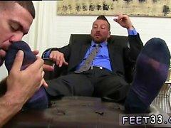 Asian Homosexuell Fuß Job Film Die Vergötterung beginnt mit einer Sohle