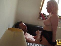BDSM euroa pelataan ja löi aikana roughsex