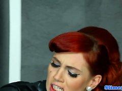Redhead bukkake euro tugging gloryhole kukko