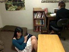 Porno japonés asiático