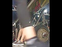 tjock muskulär latina chick