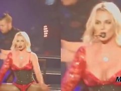 Britney Spears - Jerk off Challenge