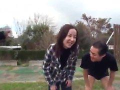 Amatööri brittiläisen sukupuolen kaverit ja naiset ryhmäseksi video