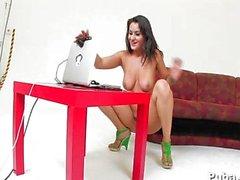 Web cam masterbation