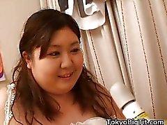 Hitomi Matsumoto emocionante Nipponjin