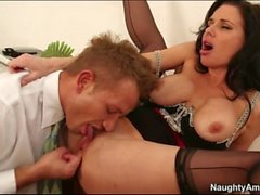 HOTTEST Pussy/Ass Sucking Squirt Eating Compilation Veronica Avluv Eaten