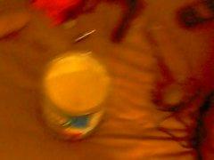 djchrishou stoppar brittiskt gris satkäring toys för