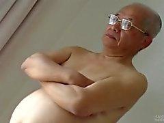 Japanische alter Mann 30